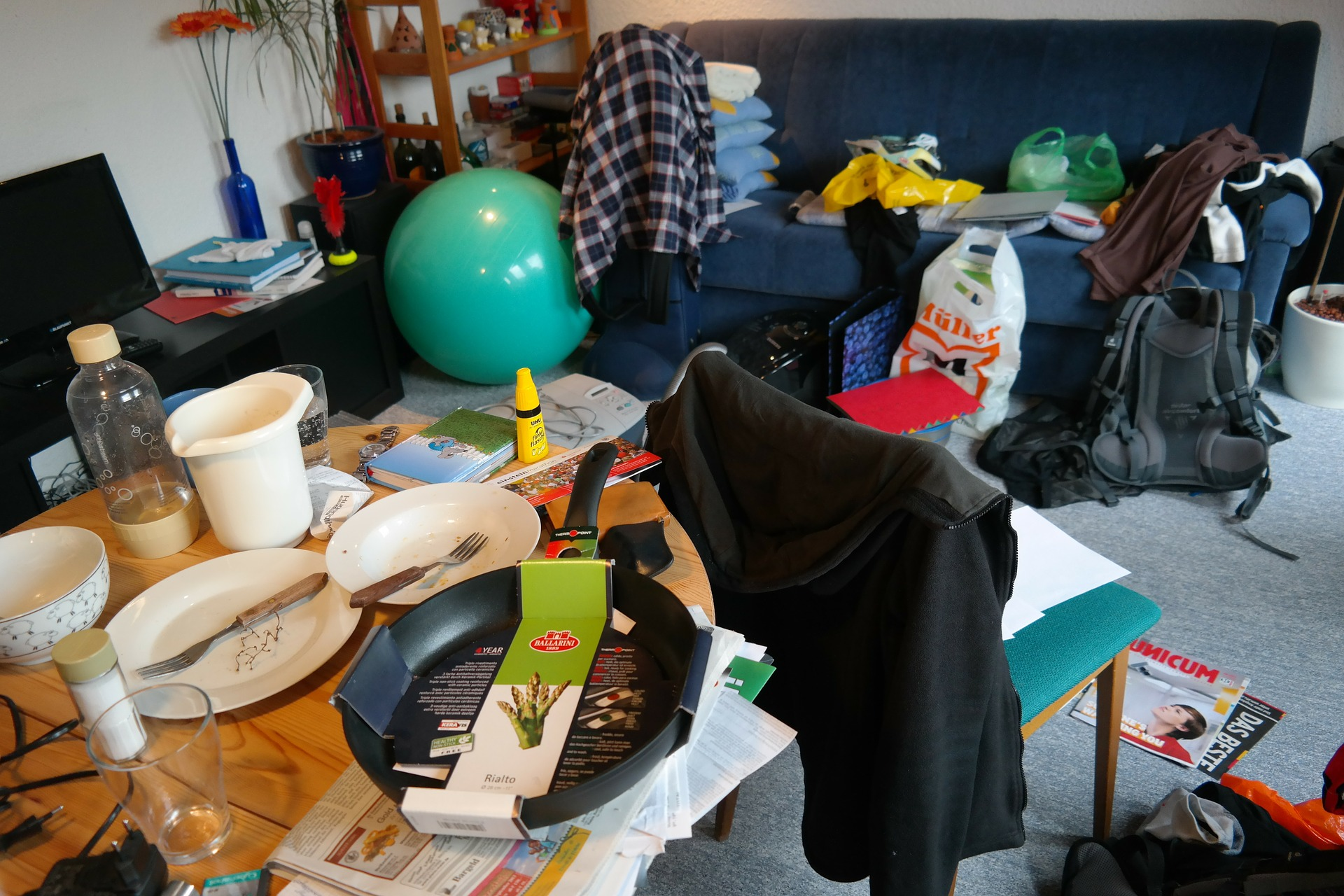 Clutter Cleanup Long Island NY
